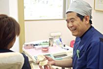 医院長 大澤 雅輝(おおさわ まさき)